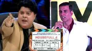 #MeToo: Akshay Kumar LASHES OUT at Sajid Khan, Cancelled Housefull 4 shooting | FilmiBeat [Video]