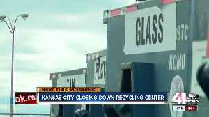 Kansas City to close recycling center near old Metro North Mall [Video]