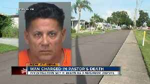Pasco County pastor beaten to death by neighbor, police say [Video]