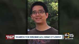 ASU graduate student missing after hiking on Mount Hood in Oregon [Video]
