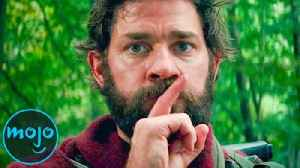 Top 10 Scariest Scenes In A Quiet Place [Video]