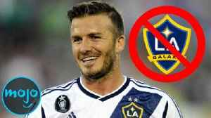What If David Beckham Never Joined Major League Soccer? - Future Considerations [Video]