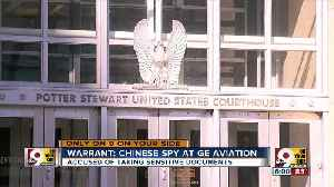 Warrant: Chinese spy took information from GE Aviation [Video]