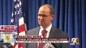News video: I-Team: Chinese spy arrested in attempt to steal GE Aviation trade secrets