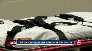 Deacon Volunteers Time With Death Row Inmates [Video]
