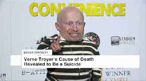 Sad News: Vern Troyer Died Of Suicide [Video]