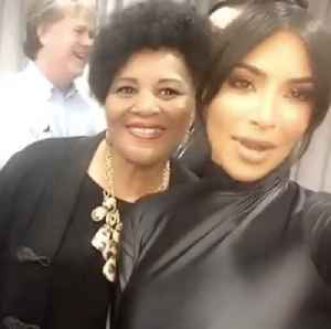 Kim Kardashian and Pardoned Inmate Alice Johnson Reunite [Video]