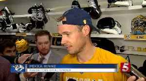 Preds Fight Way Past Jets 3-0 [Video]