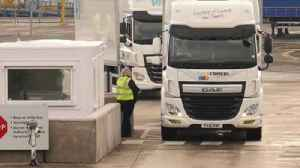 News video: Brexit negotiations focus on Northern Ireland