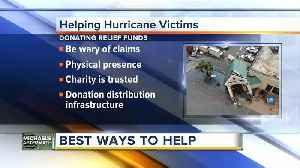 How to help the victims of Hurricane Michael [Video]
