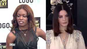 Lana Del Rey vs Azealia Banks: Lana Tells Her to Pull Up! [Video]