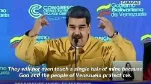 Venezuela's Maduro Says The White House Are Trying To Kill Him [Video]