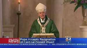 News video: Pope Francis Accepts Resignation Of Cardinal Donald Wuerl
