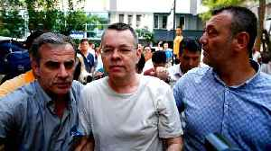 News video: Trial of detained US pastor Brunson resumes in Turkey