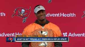 News video: Jameis Winston's focus is helping Tampa Bay Buccaneers improve on 2-2 start