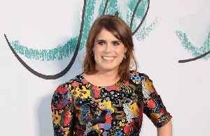 News video: Princess Eugenie's wedding dress shows off scar