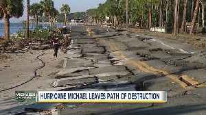 News video: Hurricane Michael leaves path of destruction across Florida Panhandle