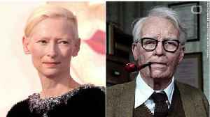 News video: Tilda Swinton Admits She Plays 82-Year-Old Man
