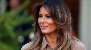 Melania Trump Says President's Alleged Affairs Are 'Not Concern And Focus Of Mine' [Video]