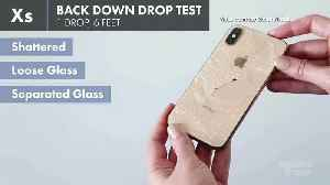 Report claims new iPhones shatter more easily [Video]