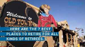 These Are The Best Places to Retire to This Year [Video]