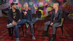 Sting And Shaggy Talk Music Collab [Video]