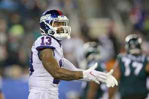 News video: Giants Fine Odell Beckham Jr. Over ESPN Comments