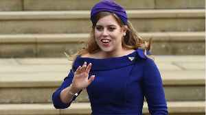 Princess Beatrice Shines As Eugenie's Maid Of Honor [Video]