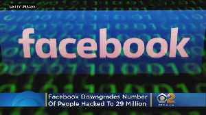 Facebook Downgrades Number Of Hacked Accounts To 29M [Video]
