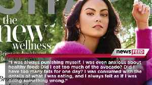 Camila Mendes Details TOUGH Battle With Bulimia & How Rihanna Helped Her [Video]
