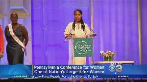 Pa. Conference For Women Held In Philadelphia [Video]
