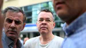 News video: Pastor Andrew Brunson Released By Turkish Court
