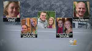 Mourners Gather For Limo Crash Funeral Service [Video]