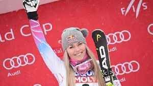 Skier Lindsey Vonn to Retire After Upcoming Season [Video]