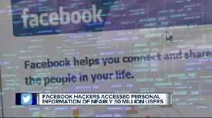 Facebook says hackers accessed 29M people's accounts [Video]