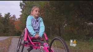 9-Year-Old Wheelchair Racer Has Goal To Win Boston Marathon [Video]