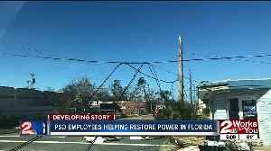 PSO helping restore power in Florida [Video]