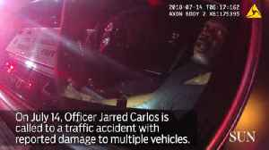 Body camera footage sheds more light on Baltimore Police sergeant's drunk driving acquittal [Video]