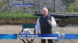 Republican Candidate Scott Wagner Accused Of Threatening Violence Against Governor Tom Wolf [Video]