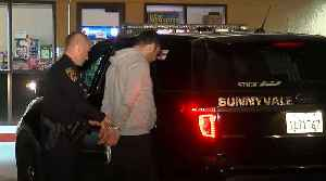 Raw Video: Sunnyvale Police Bust Alleged Credit Card Skimming Suspect [Video]