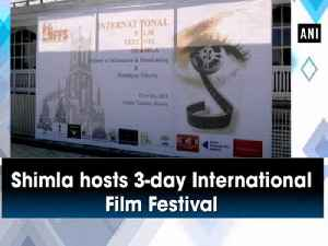 Shimla hosts 3-day International Film Festival [Video]