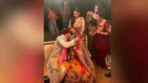 Prince Narula & Yuvika Chaudhary's Wedding  Ceremony | Suniel Shetty, Sohail Khan | bollywood news [Video]