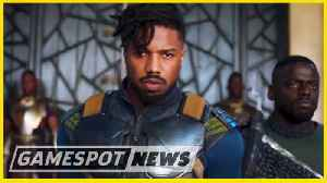 Black Panther 2 Brings Back Ryan Coogler As Director And Writer - GameSpot Universe News Update [Video]