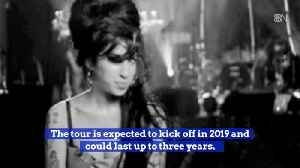 Amy Winehouse Hologram Tour Goes Worldwide [Video]