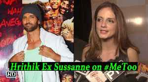 There's lot of pretence, false allegations: Sussanne Khan on #MeToo [Video]
