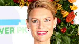 Claire Danes Shows Off Post-Baby Bod [Video]