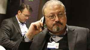 Trump discusses Saudi journalist's disappearance on