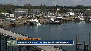 Hurricane Michael recovery underway [Video]