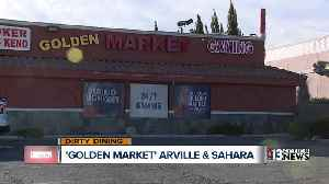 Golden Market, KFC/Taco Bell on Dirty Dining [Video]