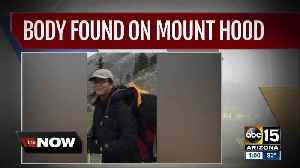 Missing ASU graduate student's body found on Mount Hood in Oregon [Video]